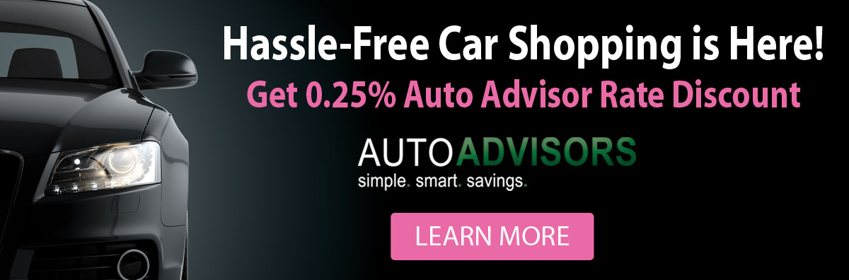 Hassle free car shopping is here with a .25% APR discount